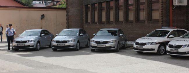 Novih 11 vozila za potrebe MUP- TK