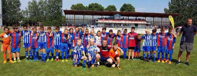 Odličan nastup nogometaša Tempa na turniru u Austriji