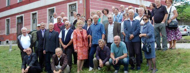 Gimnazijalci proslavili 50 godina mature