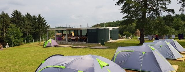 Srednjoškolci, prijavite se za ljetni kamp AktivKULT 2018 na jezeru Vidara !!