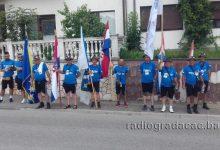 Učesnici marša mira Zagreb–Srebrenica odali počast žrtvama Gradačca