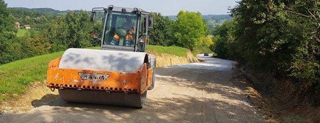 Intenzivirani radovi na izgradnji i rekonstrukciji lokalnih saobraćajnica