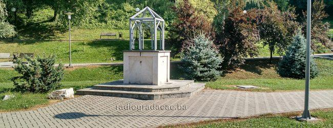 """Zašto ne rade česme na """"bunaru"""" u Gradskom parku?"""