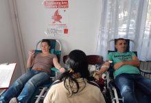 Krv darovalo 107 dobrovoljnih davalaca