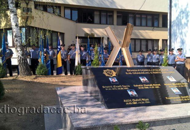 Obilježena godišnjica mobilizacije rezervnog sastava MUP-a RBiH