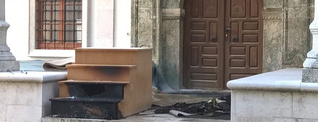 Požar u dvorištu džamije Husejnije – Servisne informacije za 30.09.2018.