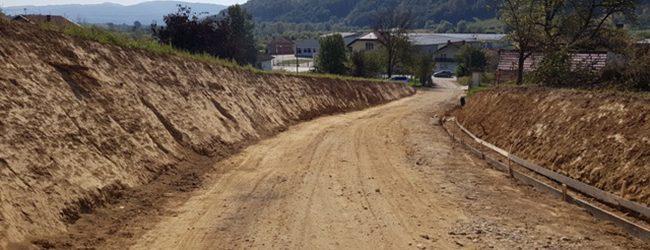 Asfaltiranje puteva u Mionici II, Kerepu i Svircu