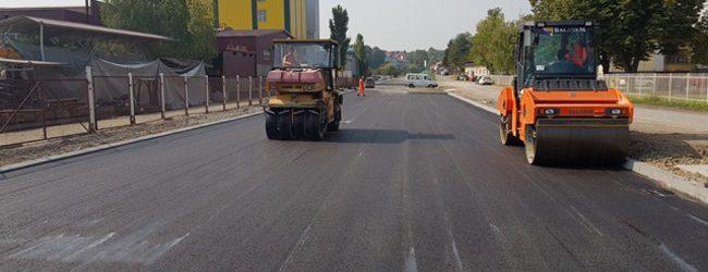 "Asfaltirana ""Paralela"" u industrijskoj zoni i dva lokalna puta u Vučkovcima i Mionici III"