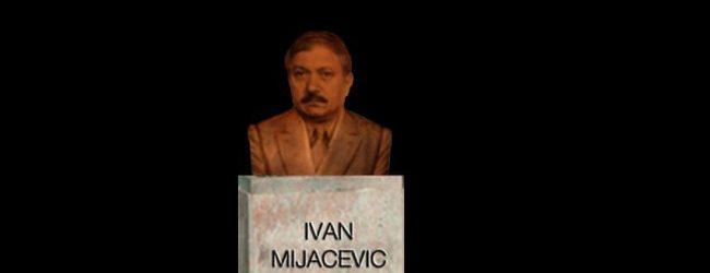 Sutra otkrivanje biste ratnom komandantu Ivi Mijačeviću – Mijaču