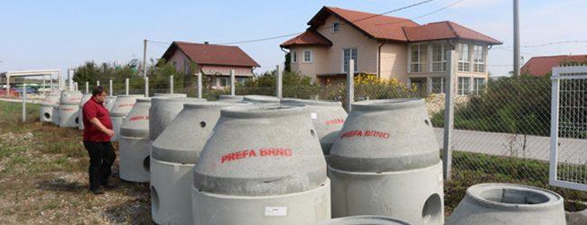 Potpisan ugovor za izgradnju kanalizacione mreže u Vidi  1, Bagdalama i Centru