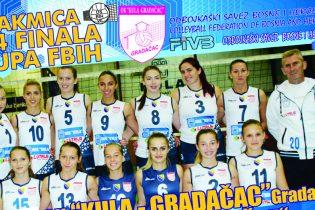 Kula-Gradačac u polufinalu kupa FBiH