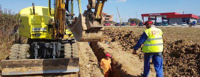 Počeli građevinski radovi izgradnje vodovoda i kanalizacione mreže