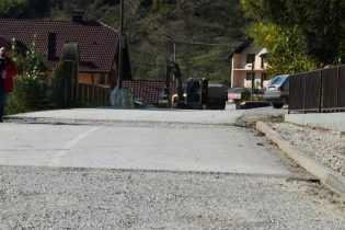 Počela rehabilitacija regionalnog puta Kerep-Zelinja