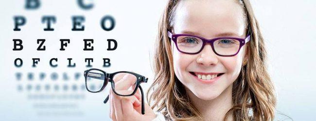Sufinansiranje nabavke korekcionih stakala i okvira za naočale za djecu do 18 godina