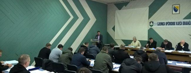 Održana 18. sjednica Općinskog vijeća Gradačac
