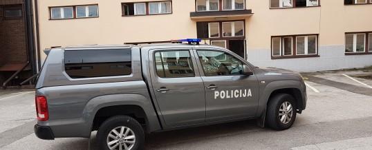 Uprava policije MUP TK-a – Pojačane aktivnosti policije