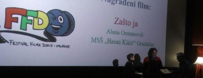 """""""Zašto ja"""" najbolji spot na festivalu """"Zenica 2018."""""""