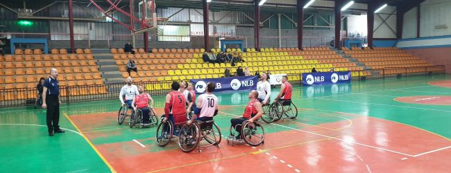 KIK Zmaj se nije plasirao u polufinale NLB Wheel lige