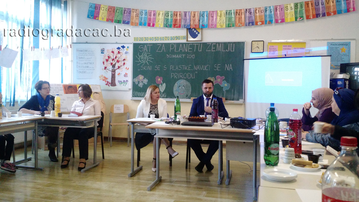 Odrzan Sat Ekologije U Os Ivan Goran Kovacic Radio Gradacac 50