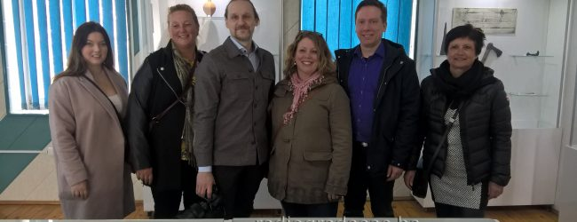 Nastavnici iz Švedske posjetili Zavičajnu muzejsku zbirku