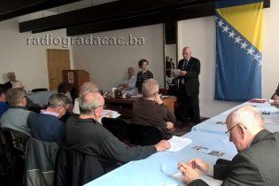 Udruženje penzionera općine Gradačac dodijelilo priznanje premijeru FBiH Fadilu Novaliću