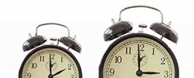 Od sutra počinje ljetno računanje vremena