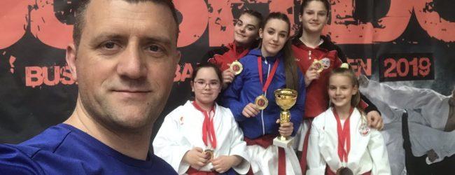 """Klub borilačkih sportova """"Zmaj"""" nastupio na dva takmičenja"""