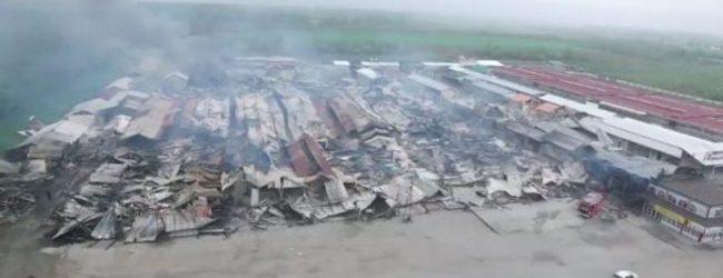 Općinski načelnik nakon požara obišao Novu pijacu u Porebricama