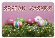 Sretan Vaskrs!