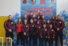 """KBS """"Zmaj"""" se okitio sa 16 medalja na nastupu u Srebrenici"""