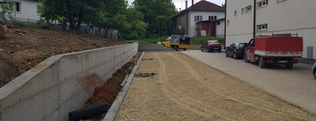 Uskoro nova parking mjesta u ulici Titova