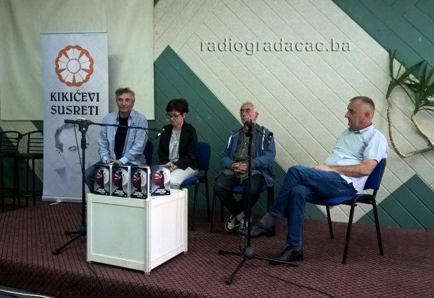Promovisan novi roman Vahida Klopića