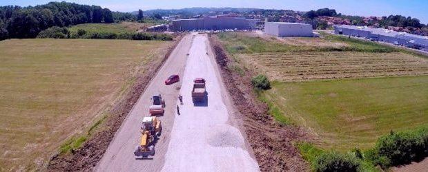 Potpisan ugovor o nastavku izgradnje puta u Industrijskoj zoni II