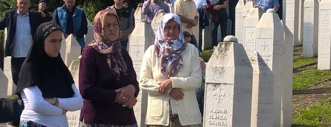 Obilježen Dan šehida i Dan žrtava Gradačca za Bosnu i Hercegovinu