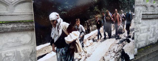 Učesnici Marša mira pristižu u Potočare