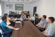 Delegacija džemata Mionica 1 na radnom sastanku kod gradonačelnika Edisa Dervišagića