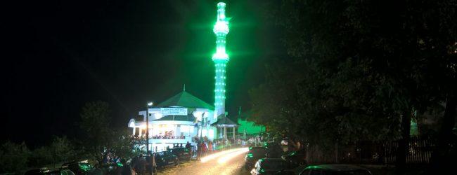 Otvorena džamija u Škorićima