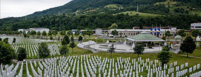 11. juli Dan žalosti u Federaciji Bosne i Hercegovine