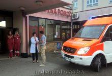 VIDEO: Domu zdravlja predano na korištenje sanitetsko vozilo, donacija partnerskog grada Dürena