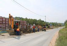 Radovi na izgradnji sistema južnog vodovoda