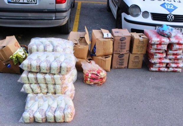 Uhapšena dva lica zbog sumnje da su počinili tešku krađu u Kerepu