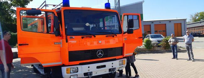 Grad Düren donirao vatrogasno vozilo za potrebe PVJ Gradačac