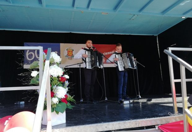 Eldin Zrnić i Benjamih Halilović učestvovali na 41. gradskom festivalu u Direnu