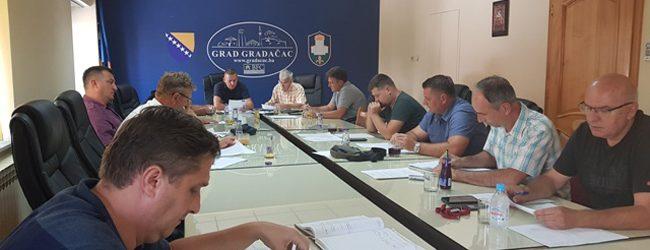 Druga sjednica Gradskog vijeća zakazana za 10. septembar