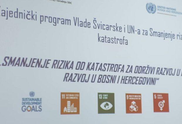 """Gradačac u UN-ovom projektu """"Smanjenje rizika od katastrofa u Bosni i Hercegovini za održivi razvoj"""""""