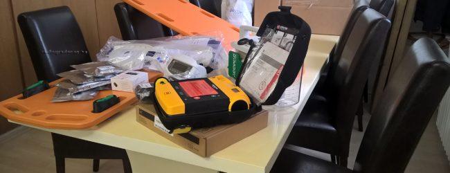 FOTO/VIDEO: Služba Hitne medicinske pomoći Doma zdravlja dobila novu medicinsku opremu