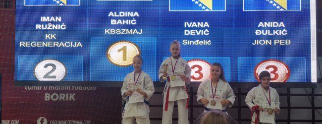 """KBS """"Zmaj"""" osvojio pet medalja na međunarodnom karate turniru u Banja Luci"""