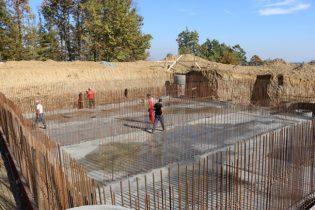 Radovi na izgradnji komandno-kontrolnog objekta i kontrarezervoara na južnom vodovodu