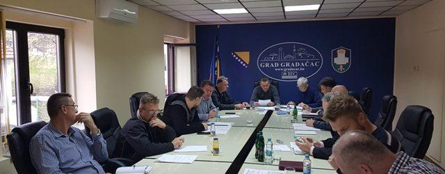 Gradsko vijeće odredilo termine održavanja 4. redovne i Svečane sjednice povodom Dana državnosti Bosne i Hercegovine