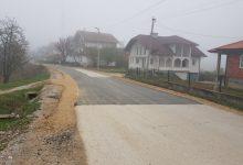Radovi na održavanju i asfaltiranju lokalnih puteva